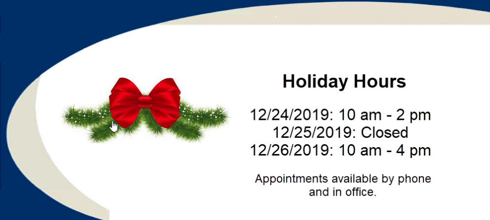 Atlanta Psychiatry Specialists 2019 Holiday hours for Dr. Ross Grumet