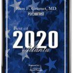 Ross F. Grumet, MD Receives 2020 Best of Atlanta Award