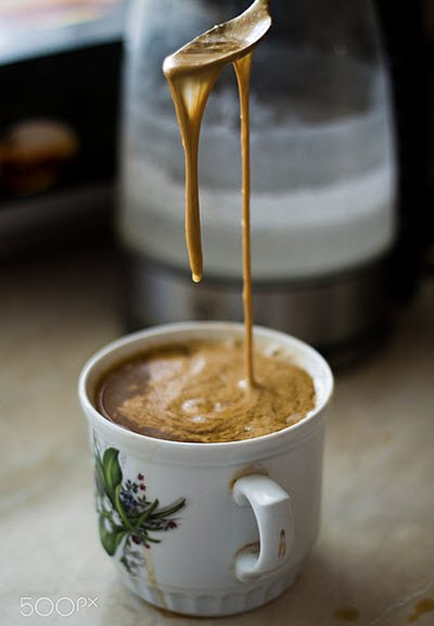 Cream To Coffee by Dr. Ross Grumet