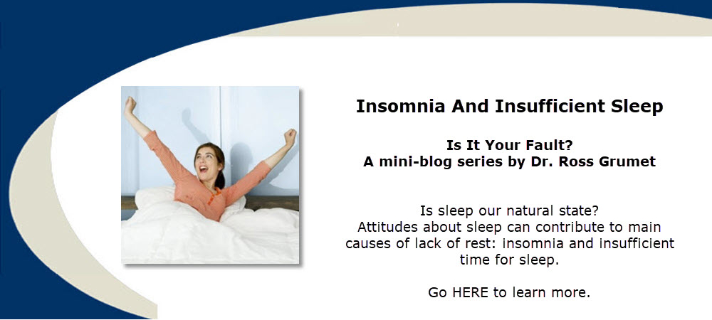 Not getting enough rest? 2 main causes: insomnia and insufficient time for sleep.